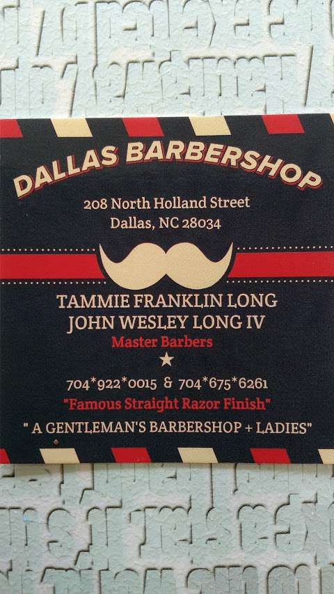 Dallas Barber & Beauty Shop
